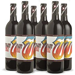 Forty Licks Merlot form Wine that Rocks