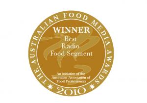 Oscars for food media