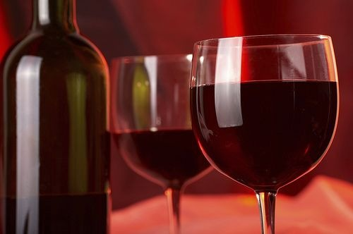 healthiness of wine drinking